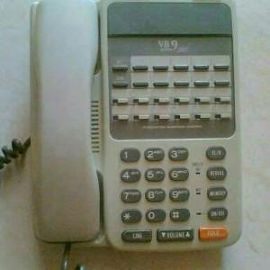 VB9211 Telephone Panasonic