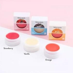 Pelembab Bibir / Lip Care Wardah Kosmetik