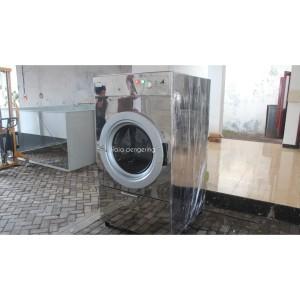 Mesin Pengering Pakaian Model Putar / Tumble Dryer 35kg