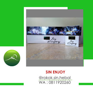 SIN HERBAL ENJOY PER SLOP