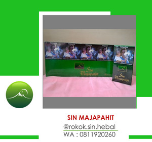 SIN HERBAL MAJAPAHIT PER SLOP