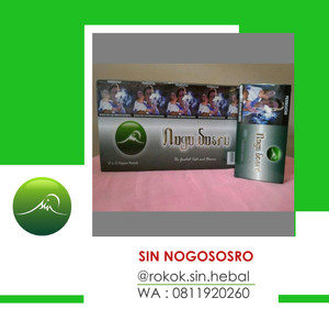 SIN HERBAL NOGOSOSRO PER SLOP