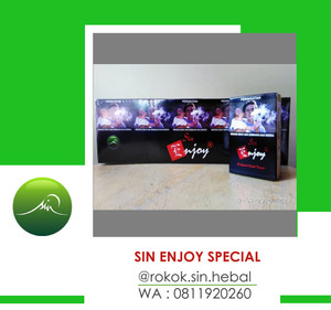 SIN HERBAL ENJOY SPECIAL PER SLOP