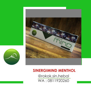 SIN HERBAL SINERGIMIND MENTHOL FILTER PER SLOP