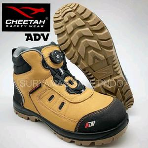 Sepatu safety model baru/sepatu safety terbaru CHEETAH ADV