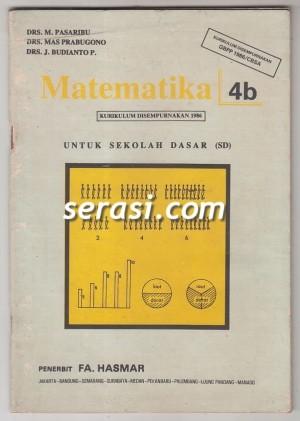 M. PASARIBU - MATEMATIKA 4B UNTUK SEKOLAH DASAR