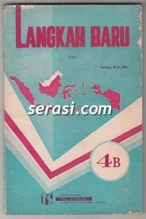 SURASA BA - LANGKAH BARU PELAJARAN BAHASA INDONESIA JILID 4B