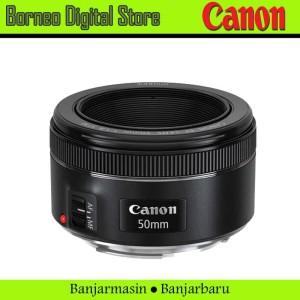 CANON LENSA EF50 / EF-50 f/1.8 STM GARANSI RESMI