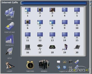 Jual Software antamedia billing Internet Cafe v8 unlimated - Jakarta Pusat  - Cover Program | Tokopedia