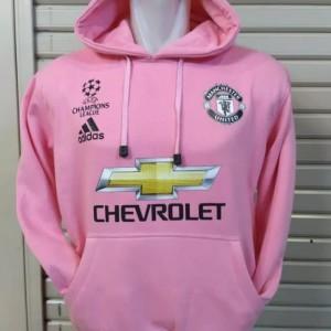 Jaket Mu pink