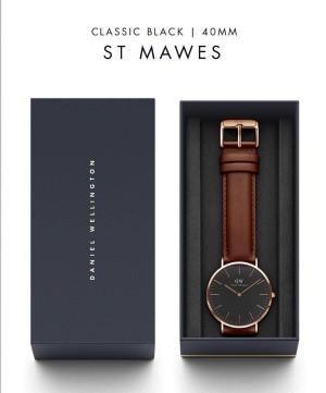 Jam tangan Daniel Wellington ST Mawes 40mm
