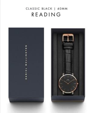 Jam tangan Daniel Wellington Reading 40mm