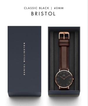 Jam tangan Daniel Wellington Bristol 40mm