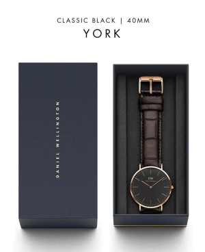 Jam tangan Daniel Wellington York 40mm