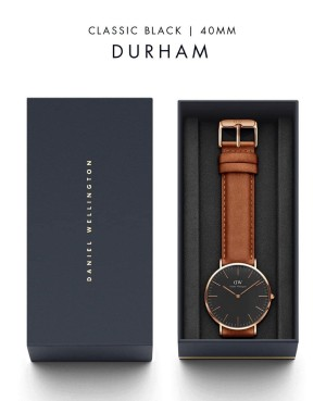 Jam tangan Daniel Wellington Durham 40mm