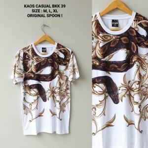 T-Shirt Kaos Casual Spoon BKK 39