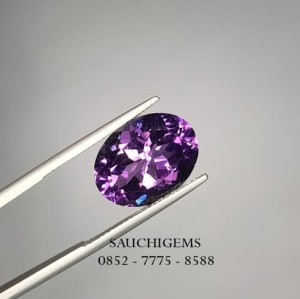 SG-030 TOP AAAA+ QUALITY BEST CUTTING LUSTER BRILLIANCE AMETHYST