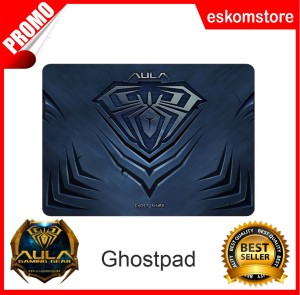 Mousepad Gaming AULA GhostPad / Mouse Pad Game Eskomstore