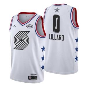 another chance fad85 ef9e0 Jual JERSEY BASKET NBA SWINGMAN ATASAN ALL STAR 2019 DAMIAN LILLARD #0 -  Kota Bandung - cojkaskus | Tokopedia