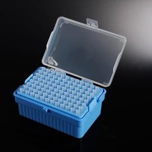 Biologix 21-1000 Blue Tip Rack | Blue Tip Micropipette | Tip Biru