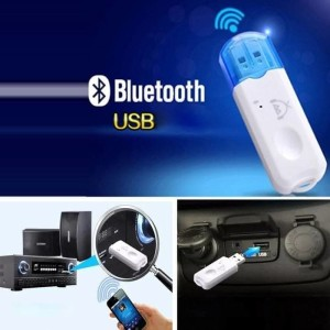 Receiver USB Bluetooth Donggle Audio Music