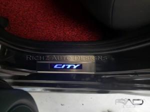 Sillplate Lampu Honda City thn 2015