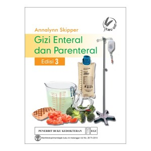 EGC Gizi Enteral dan Parenteral Edisi 3
