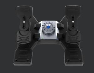 Saitek Flight Rudder Pedals