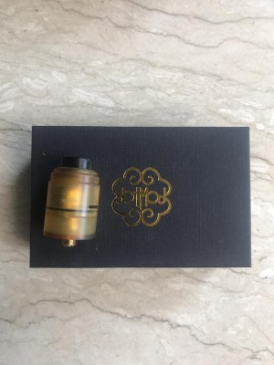 Authentic RDTA Dotmod (24mm & Squonk)