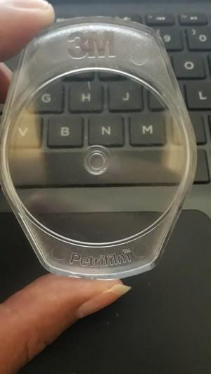Spreader untuk 3M Petrifilm ACP dan EC | Perata Petrifilm