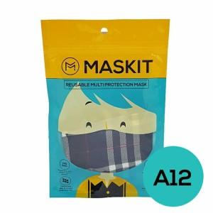 Masker Maskit Anti Polusi , Bakteri dan Virus A12
