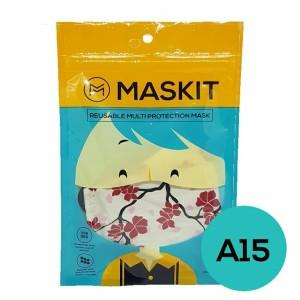 Masker Hijab Masker Kain Masker Motor Maskit Anti Polusi A15