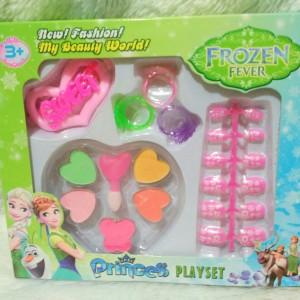 Mainan Alat Makeup Frozen