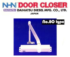 Penutup Pintu - NHN Door Closer 80 Series - TERMURAH