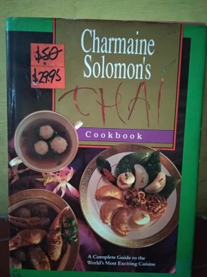 Buku (Chairmaine Solomon's Thai Cookbook)