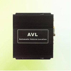GPS Tracker with Built-in RFID Receiver AVL09