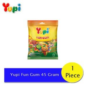 Yupi Fun Gum 45 gr