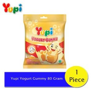 Yupi Yogurt Gummy 80 Gr