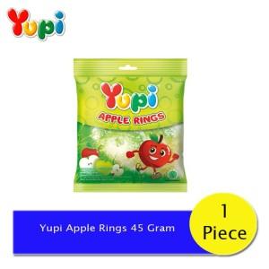 Yupi Apple Rings 45 gr