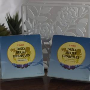 Relief granule tasly Herbal migrain , stroke , vertigo