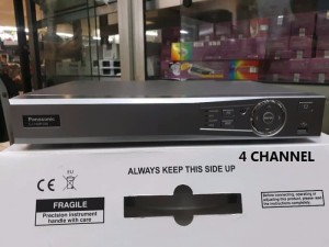 DVR PANASONIC 4 Channel CJ-HDR104(excl. HDD)