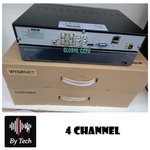 DVR SAMSUNG HRD-E430L 4 CHANNEL