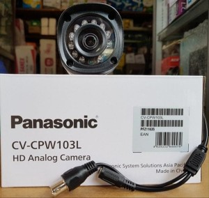 CCTV Panasonic CV-CPW103L Outdoor