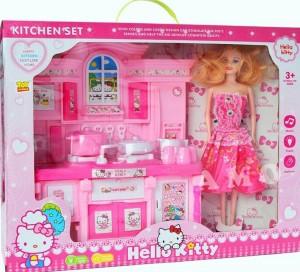 Jual Harga Spesial Perlengkapan Masak Plus Barbie Mainan Kado Anak Jakarta Barat Patemilegshop Tokopedia