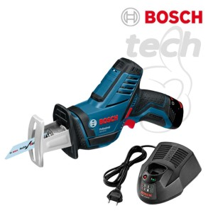Mesin Gergaji Reciprocating Cordless Sabre Saw Bosch GSA 12 V-Li