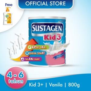 Sustagen Kid Susu Pertumbuhan Vanila 800g Free Handwash