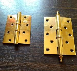 Engsel Pintu Kupu kupu - CA Butt Hinge - CHT-2BB - 5x3 inch - TERMURAH