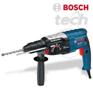 Mesin Bor Beton / Rotary Hammer Drill + Demolition Bosch GBH 2-28 DFV