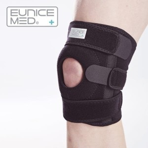 EUNICEMED KNEE SUPPORT W/ OPEN PATELLA CPO-2608 ALKESMEDAN ALKES MEDAN