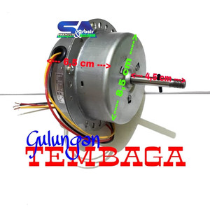 Dinamo Exhaust Fan Ori TEMBAGA - Motor Kipas Maspion ORIGINAL Grade